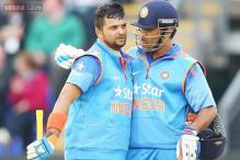 Captain MS Dhoni hails Suresh Raina's fantastic knock