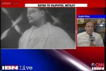 Gandhi, Netaji should be kept above Bharat Ratna: Sugata Bose