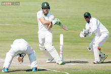 South Africa make slow progress against Zimbabwe on Day 2