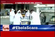 Delhi: 6 passengers suspected to have been exposed to Ebola virus taken to hospital after arriving from Liberia