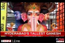 Hyderabad: Ganesha goes green, eco-friendly clay idols flood the market