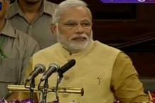Elderly widows from Vrindavan make 'rakhis' for PM Modi