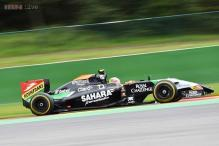Force India bag five points from Spa after Kevin Magnussen penalty