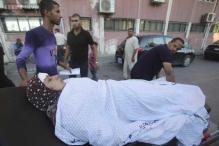 Israel strikes Gaza after militants resume rocket fire