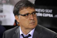 Martino takes reins of World Cup runners-up Argentina