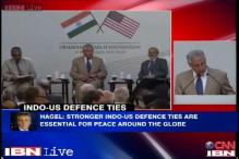 Stronger India-US defence ties are essential for peace around globe: Chuck Hagel