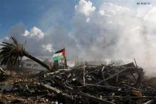 Israel bombards Gaza as it searches for soldier