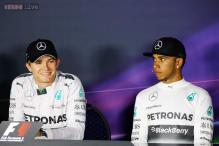 My version of the accident is different, says Rosberg