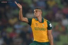 South Africa lose paceman Hendricks for Zimbabwe ODIs