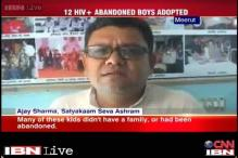Meerut couple adopts 12 HIV positive kids abandoned by their families