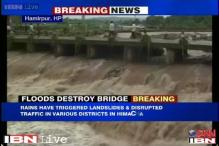 Himachal Pradesh: Three die as bridge over river washes away due to floods