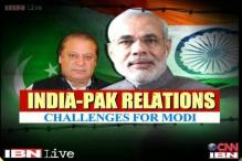 India-Pak relations: Challenges for Modi