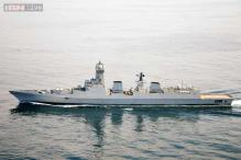 Modi to induct country's largest indigenously built warship INS Kolkata today
