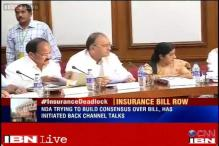 No end to Insurance Bill deadlock, PM Modi meets Jaitley, Rajnath