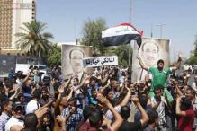 Power struggle on Baghdad streets as Maliki replaced but refuses to go