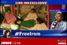 Irom Sharmila's fast against AFSPA will continue after her release, says her brother