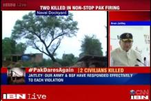 J&K : Firing by Pakistan troops kills 2 civilians