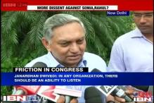 Party should have the patience to listen: Congress's Janardan Dwivedi