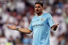Zenit sign Manchester City's Javi Garcia on 5-year deal