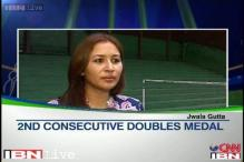 Jwala Gutta questions Saina Nehwal for pulling out of CWG 2014