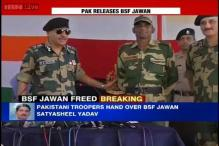 BSF soldier captured by Pakistan Rangers returns to India, says was treated better than expected
