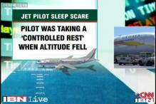 DGCA suspends 2 Jet pilots for sleeping, being inattentive while plane dropped 5,000 feet