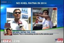 Paralympian Devendra Jhajharia slams Khel Ratna snub