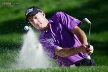 Jason Day, Jim Furyk tied for lead at The Barclays