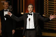 Jim Parsons wins Emmy as best actor in comedy series