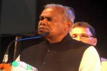 Jitan Ram Manjhi expresses concern over depletion of water resources
