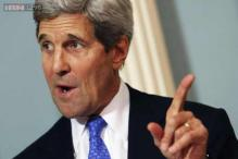 US's Kerry in Kabul to try to break deadlock over Afghan presidency