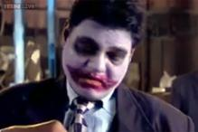 When 'CID' featured an Indian version of Heath Ledger's Joker