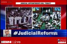 Congress isolated on Judicial Appointments Bill, BJP gets support of other parties