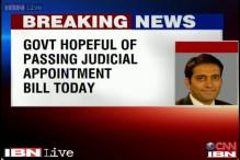 Congress to support Judicial Appointments Bill but seek some amendments