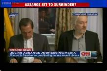 I will leave the Ecuadorian embassy soon, confirms WikiLeaks founder Julian Assange