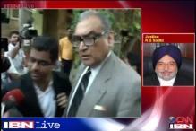 Name the corrupt judges, Justice RS Sodhi tells Justice Katju