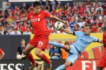 Liverpool sell England defender Martin Kelly to Palace