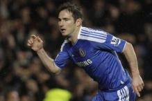Frank Lampard set for Manchester City loan