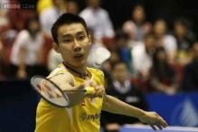 China secure two golds in badminton worlds, Lee Chong Wei in final