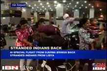 200 more Indians return from warzone Libya, say it's all bombing and shooting there
