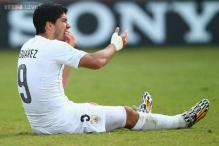 CAS start appeal into Suarez biting ban