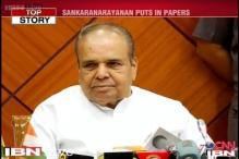Will return to active politics soon, says K Sankaranarayanan