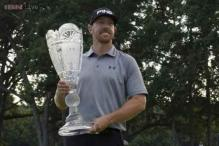 Hunter Mahan triumphs by two shots at The Barclays
