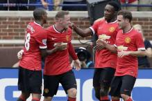 Manchester United beat Real Madrid to advance to International Champions Cup final