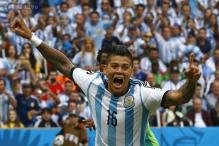 Sporting Lisbon to sell Marcos Rojo to Manchester United