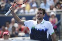 Marin Cilic moves into second round of Rogers Cup