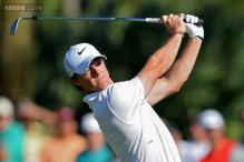 McIlroy stays one ahead after wild day at Valhalla