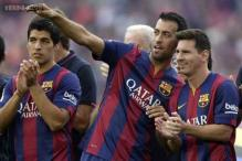 Barcelona to appeal to CAS against FIFA ban