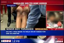 Bangalore: 13-year-old boy thrashed, made to walk on his knees at a government shelter home