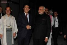 Modi seeks Japan's help for 'inclusive vision' on first big trip